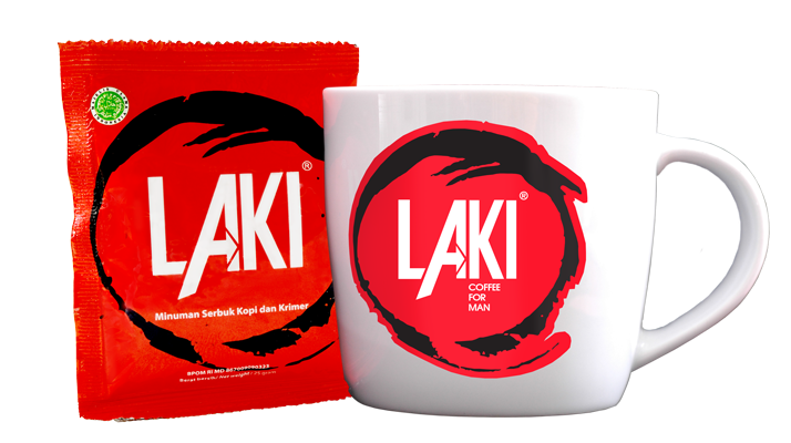 LAKI® Coffee is a herbal drink with coffee flavor to add the vitality and stamina.
